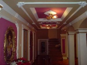 chodba strop